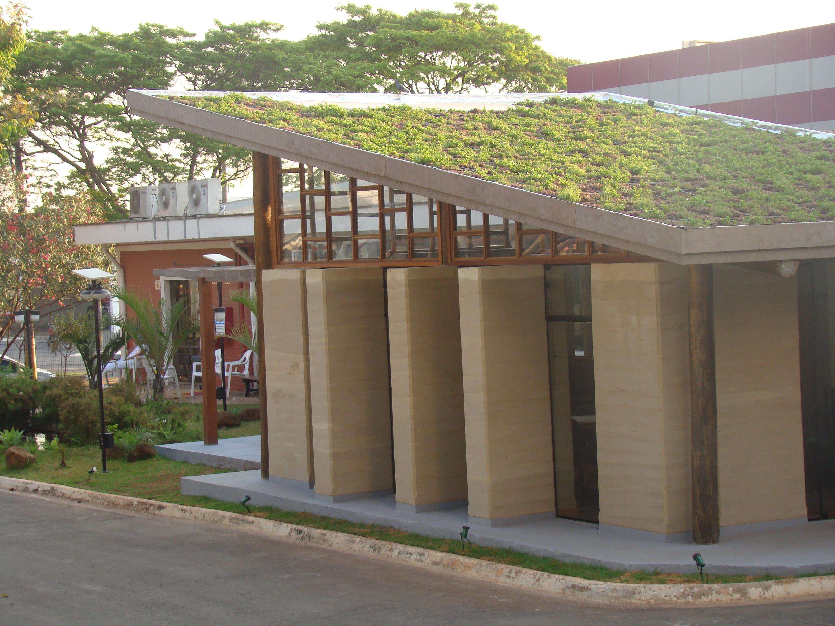 Telhado verde Kraft Foods – Piracicaba – Blog Cidade Jardim #878644 3264x2448
