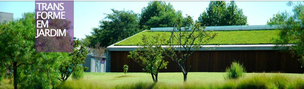 Capa projeto telhado verde