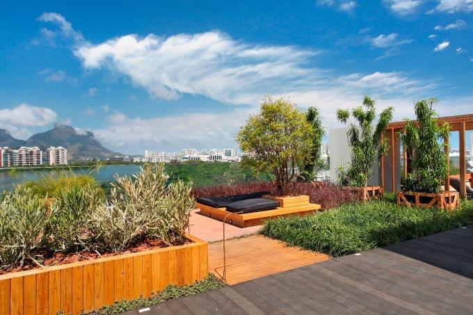 Telhado verde – Casa Cor Rio2014